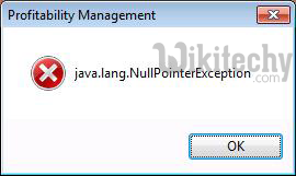 What is a NullPointerException, and how to fix it ? - By Microsoft