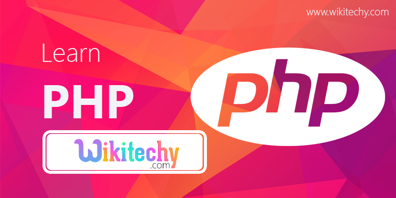 Php Tutorials - cover