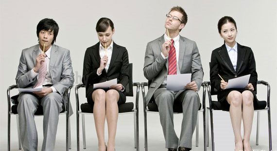 CHINESE DRESS CODE FOR JOB INTERVIEWS