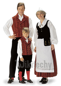 finland traditional clothing