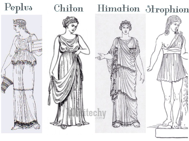 greek outfits