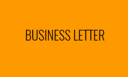 Business-Letter