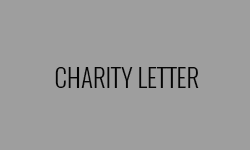Charity Letter