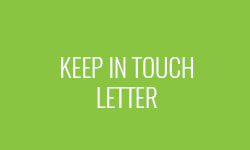Keep in Touch Letter