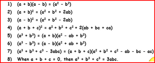 Problems On Numbers Formula