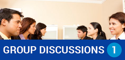 What is Group Discussion?