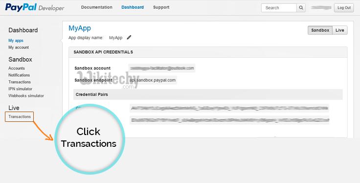 click-transactions