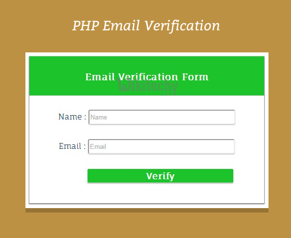 email-verification-in-php