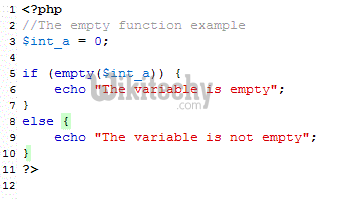 php - php 7 - php tutorial - php framework tutorial - php examples - php sample code - php basics - php web development - php components - php project - php technology  - learn php - php online - php programming - php program - php code - html code - embedded php in html - web server  - php syntax - php function - php empty function