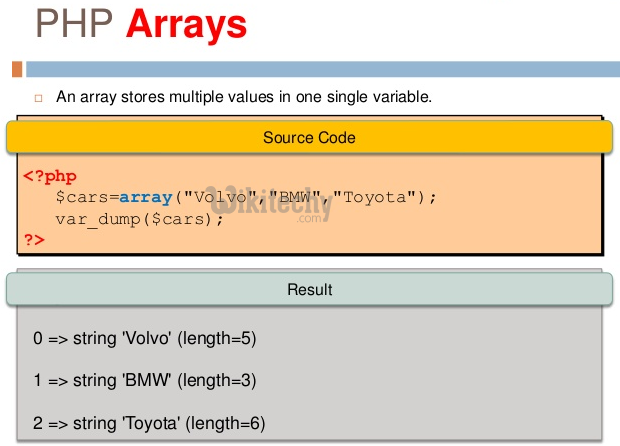 Php tutorial for beginners17# | php arrays | php multidimensional.