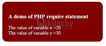 php-require