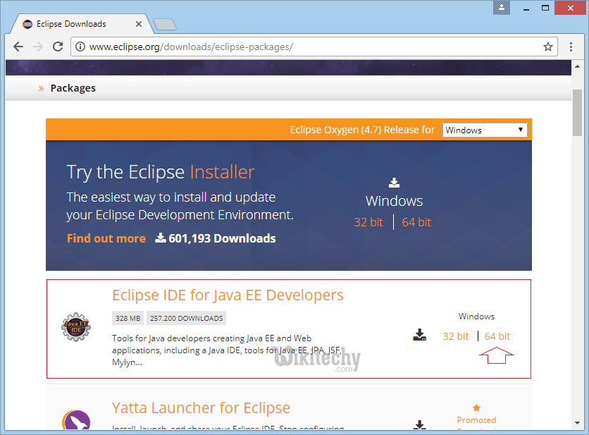 eclipse-package