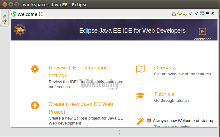 java ee web developers