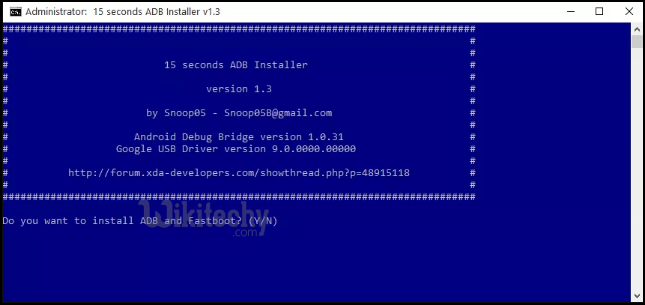 ANDROID - How to Install ADB and Fastboot on Windows - Learn