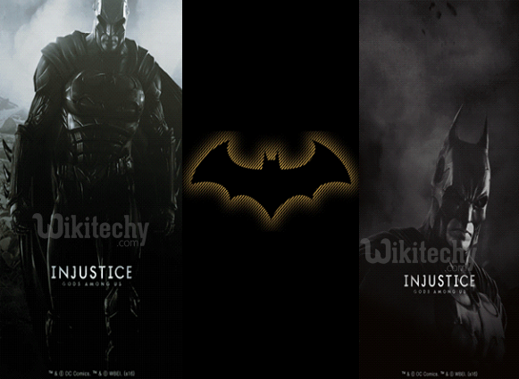 All The Wallpaper Shown Above Are Resized To Fit Here You Can Download Stock Wallpapers Of Galaxy S7 Edge Batman Injustice Edition In 2880 X 2560