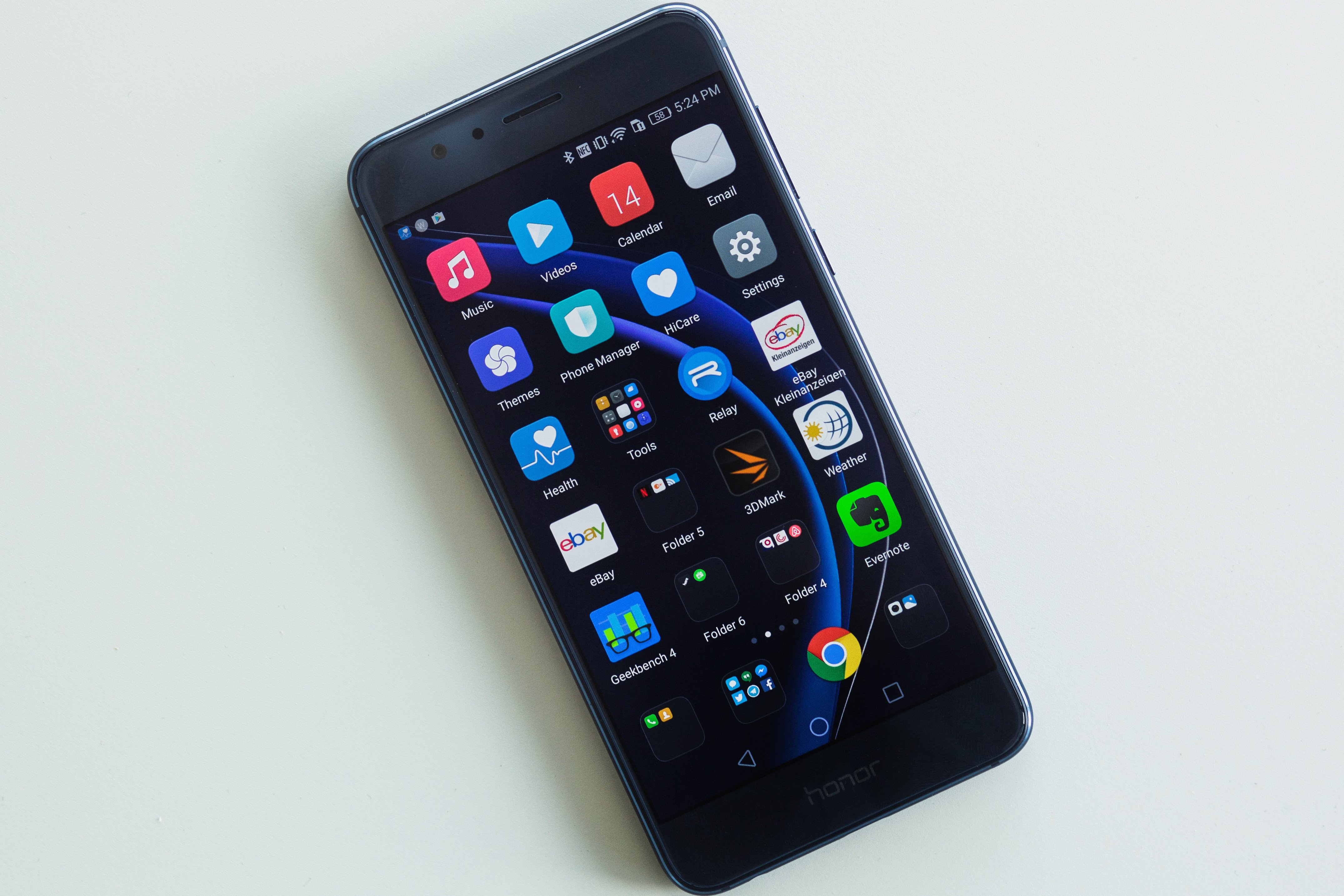 How to Update Honor 8 to Android Nougat Manually - Android - The Honor 8 Android Nougat Update is 1.4GB in size and it's available as a beta.