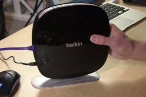 How To Hack Belkin Router Wifi Password
