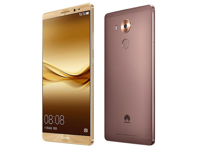 Download Huawei Mate 8 B580 Nougat Update [NXT-L09] - Android - The ROM having the latest Android 7.0 Nougat firmware which is based on the latest EMUI 5.0