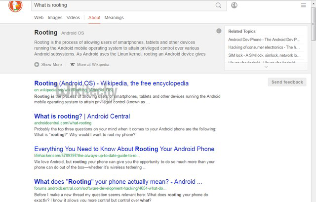 10 Reasons Why You Should Ditch Google Search using