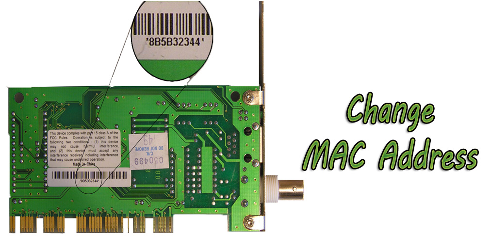 How to Change MAC Address in Windows & Linux - PC - Learn in