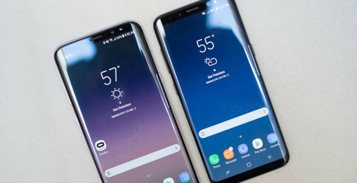 Download Samsung Galaxy S8 Stock Apps and System Dump - Android