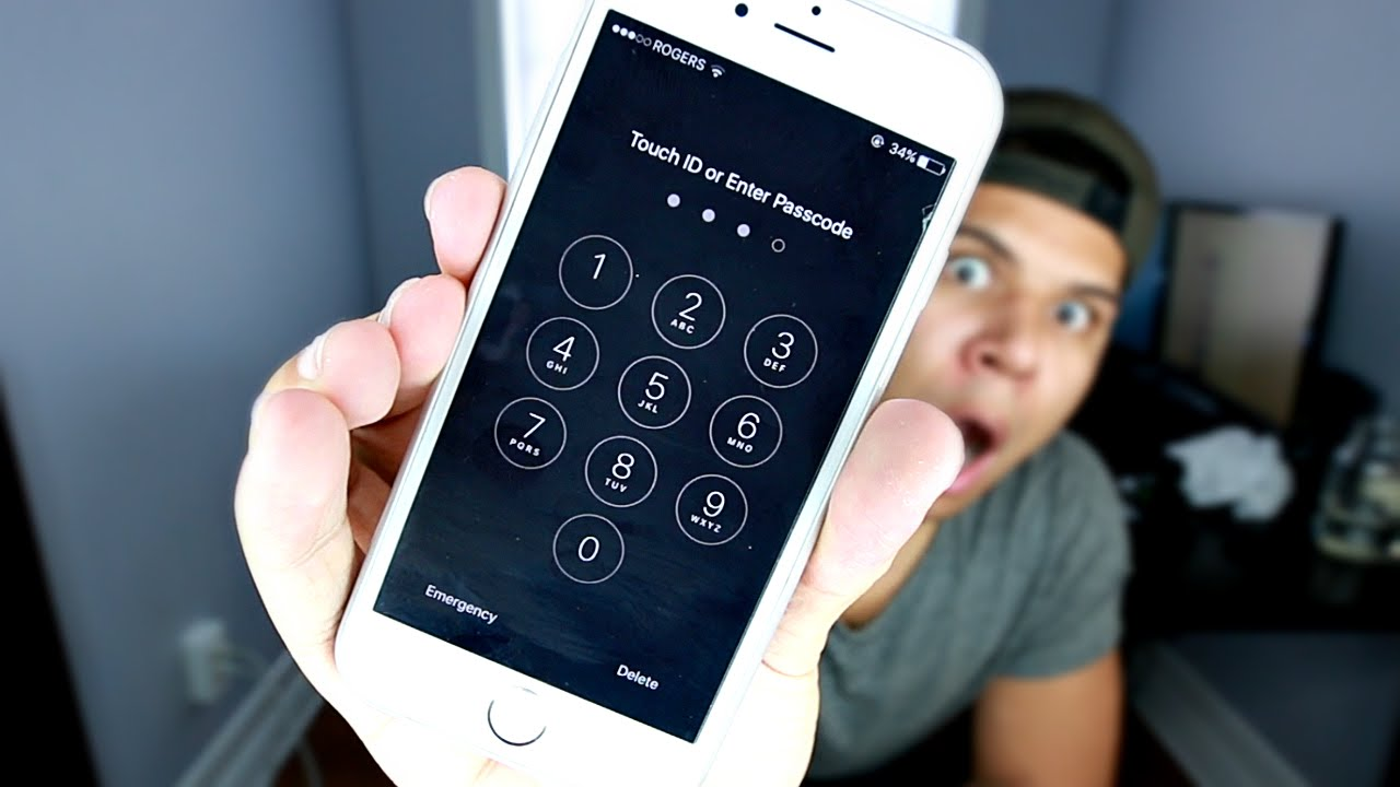 how to unlock iphone without password how to unlock iphone passcode 2017 ios learn in 30 sec 9133