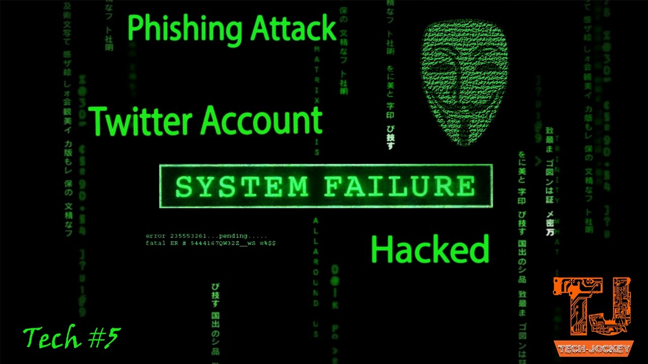 how hackers use phishing attack to hack accounts