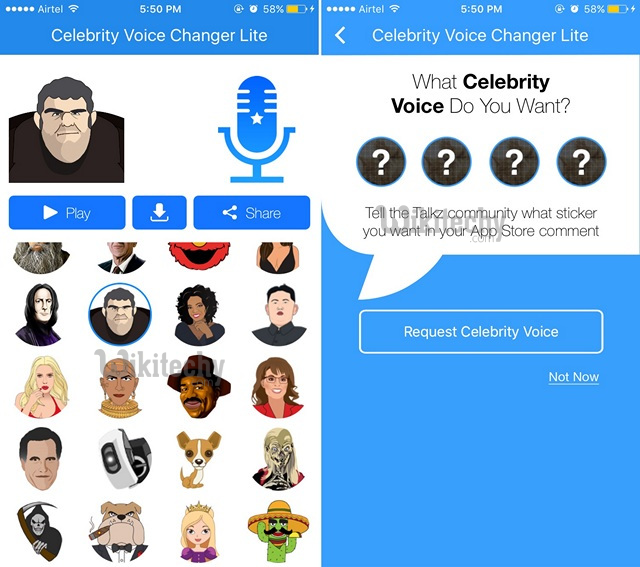 6 Cool Voice Changer Apps For Android and iOS