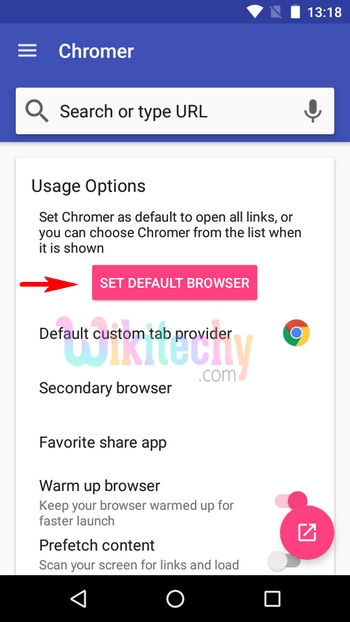 Chromer For Android: Open Links in Chrome Without Leaving Apps