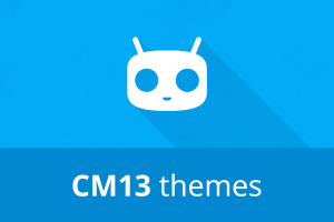 10 Best CM13 Themes to Personalize Your CyanogenMod Experience