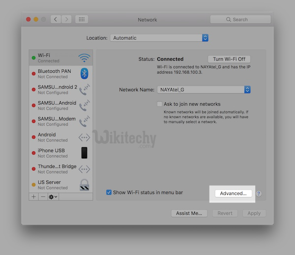 How to Prioritize WiFi Networks on Mac and iPhone