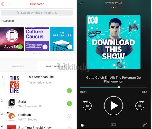 10 Best Podcast Apps for iPhone You Should Try