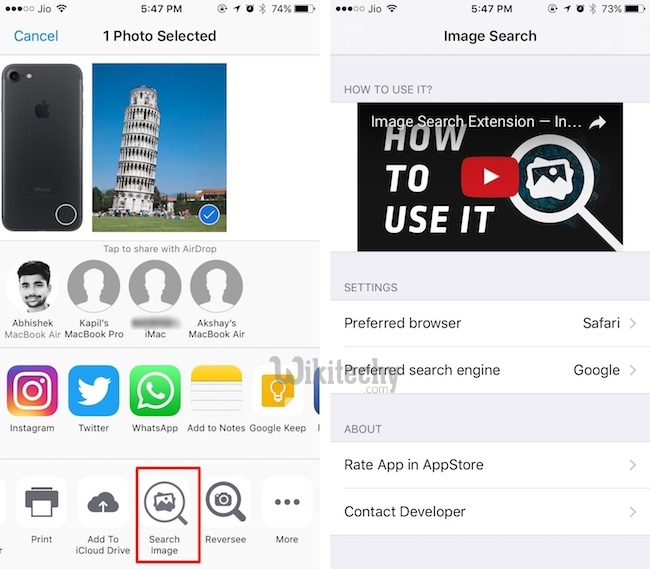 How to Reverse Image Search on Android and iPhone