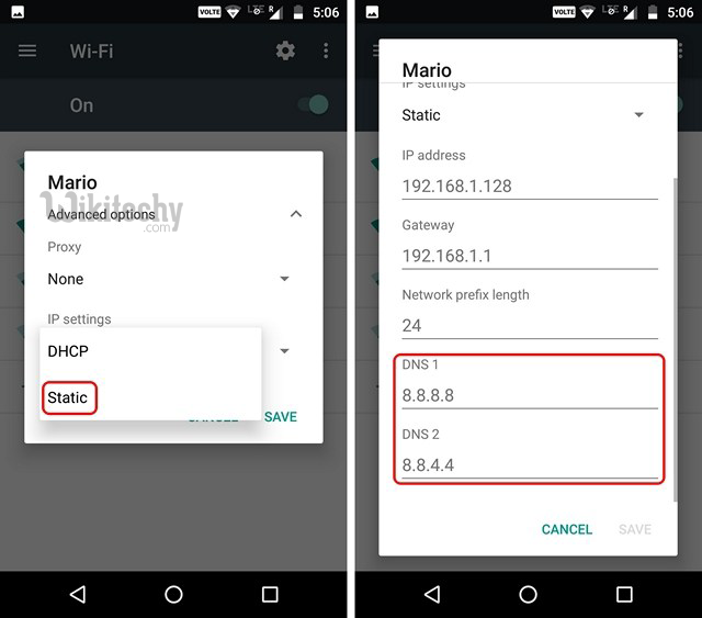 How to Clear DNS Cache on Android Devices