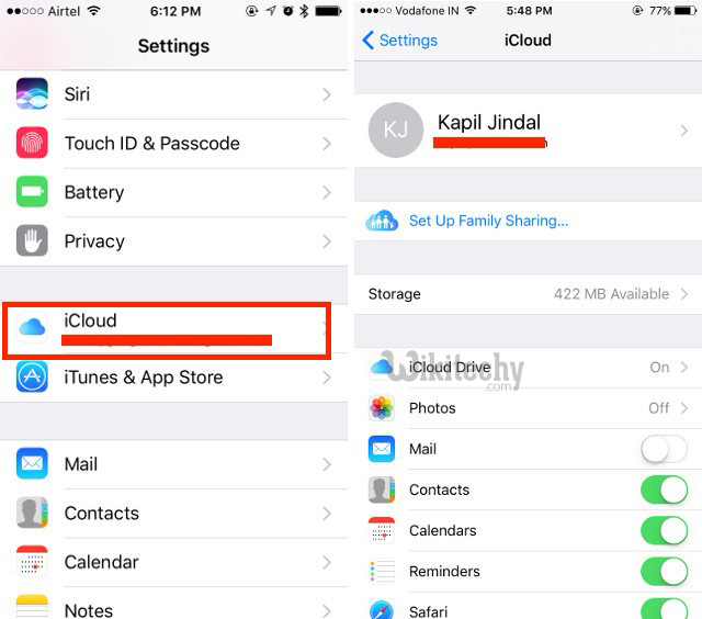 Why and How to Enable Two Factor Authentication for iCloud
