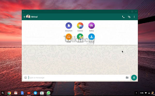 How to Install and Use WhatsApp on a Chromebook