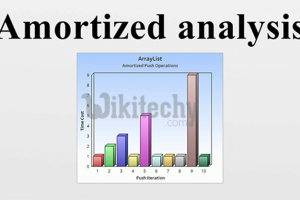 Amortized Analysis Introduction