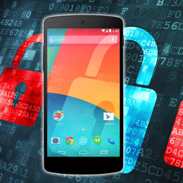 Android Device to Secure Personal Data