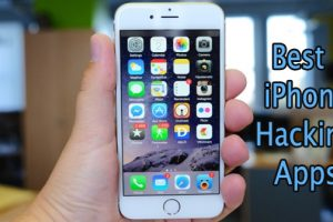 Best iPhone Hacking Apps 2017