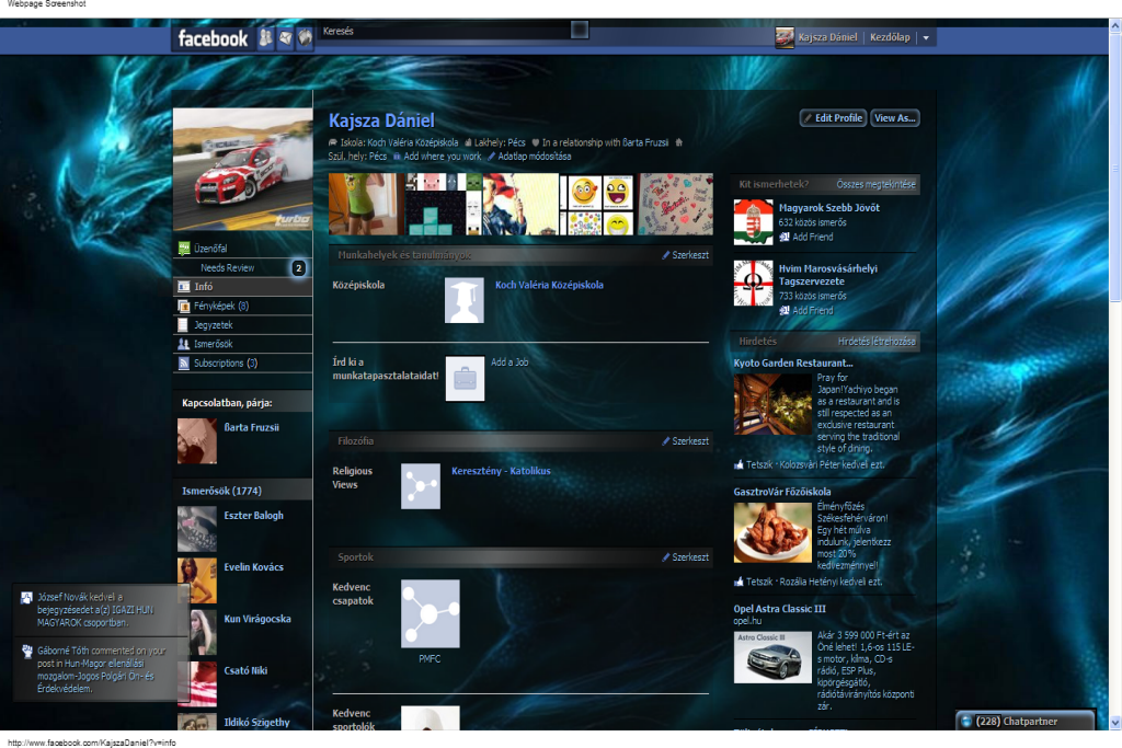 Change-Facebook-themes