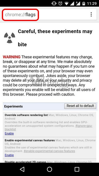 How to Enable Reader Mode in Chrome for Android