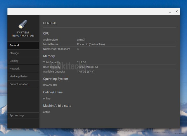How To Check System Information In Chrome Os Pc Learn