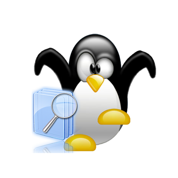 Finding Files with Specialized Linux Apps