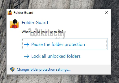 How to Password Protect Folders in Windows 10