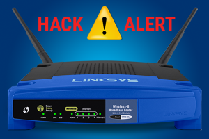 Hack Linksys Router Wifi