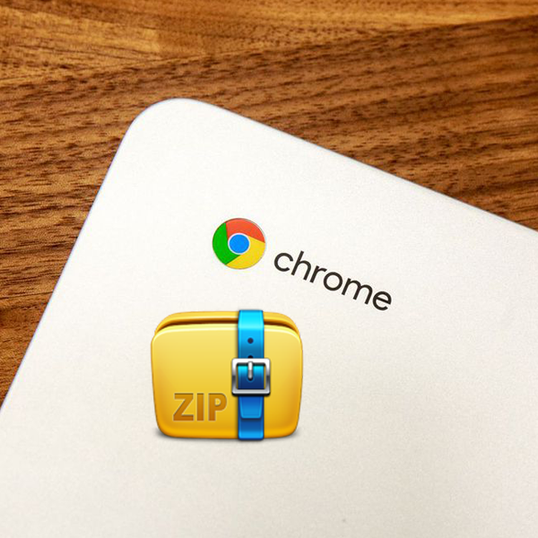 How to Extract ZIP Files in Chromebook - PC - Learn in 30