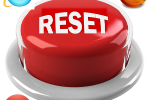 Reset Your Web Browsers