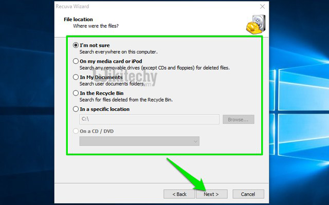 How to Recover Deleted Files in Windows 10