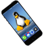 iPhone with Linux