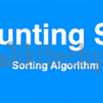 Counting sort